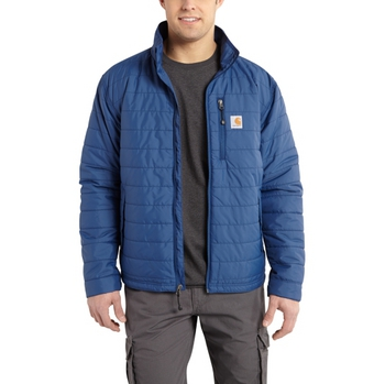 Carhartt Gilliam Nylon Jacket - Quilt Lined #00101443